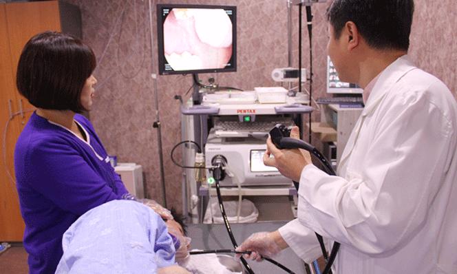 위내시경검사